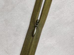 Meet Milk   Invisible Zipper 60 cm   khaki