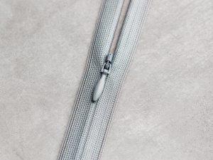 Meet Milk   Invisible Zipper 60 cm   sky