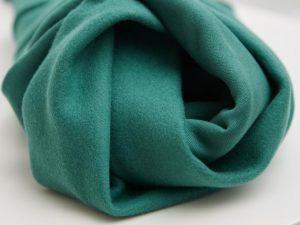 Organic Basic Brushed Sweat | chalky green