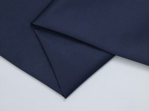 Mind the Maker Organic Cotton Stretch Twill | indigo night